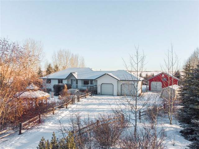 263196 Butte Hills Way, Rural Rocky View County, AB T4A 0P6 (#C4281134) :: Calgary Homefinders