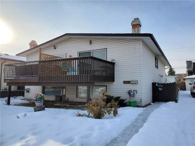 4635 72 Street NW, Calgary, AB T3B 2L3 (#C4281157) :: Redline Real Estate Group Inc