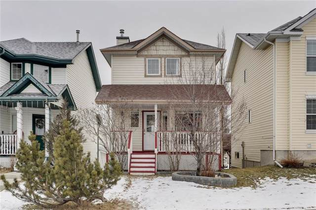 118 Hidden Hills Way NW, Calgary, AB T3A 5X9 (#C4281199) :: Redline Real Estate Group Inc