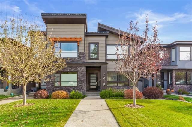 2418 25 Street SW, Calgary, AB T3E 1X6 (#C4281201) :: Redline Real Estate Group Inc