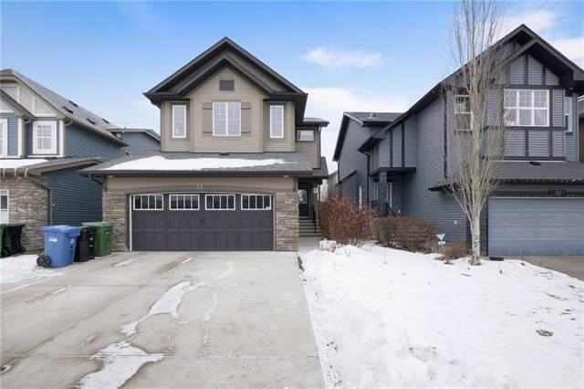 31 Sage Valley Green NW, Calgary, AB T3R 0H6 (#C4281203) :: Redline Real Estate Group Inc