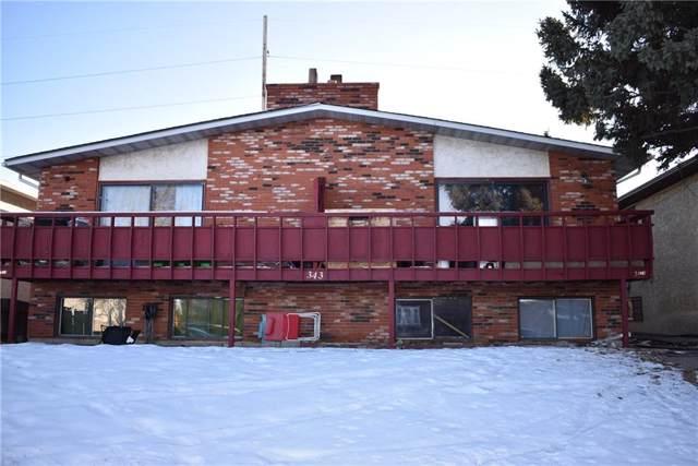 343A 33 Avenue NE, Calgary, AB T2E 2H9 (#C4281210) :: Redline Real Estate Group Inc