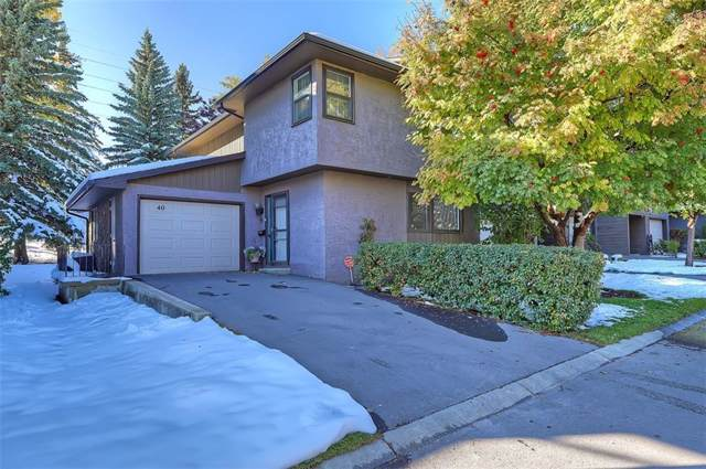 23 Glamis Drive SW #40, Calgary, AB T3E 6S3 (#C4281229) :: Redline Real Estate Group Inc