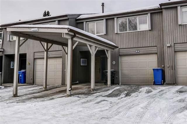 2225 Oakmoor Drive SW #55, Calgary, AB T2V 4N6 (#C4281246) :: Redline Real Estate Group Inc