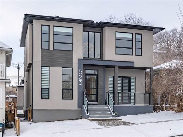 523 6A Street NE, Calgary, AB T2E 4A8 (#C4281250) :: Redline Real Estate Group Inc