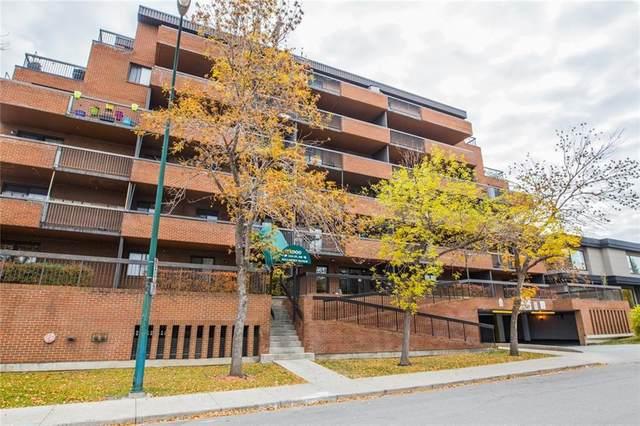 1900 25A Street SW #209, Calgary, AB T2N 2A1 (#C4281257) :: Calgary Homefinders