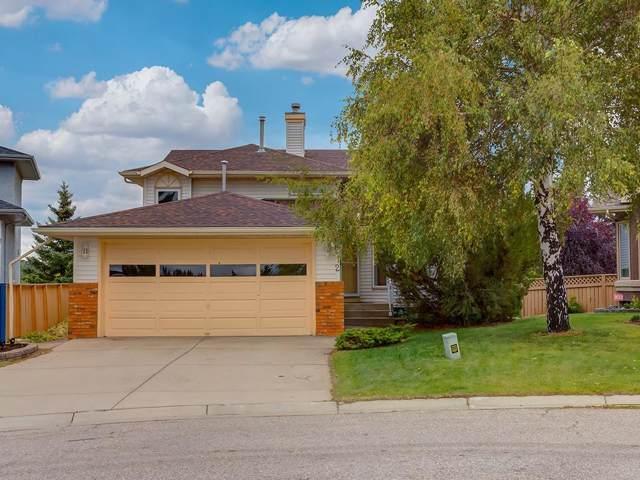 212 Macewan Valley Mews NW, Calgary, AB T3K 3T3 (#C4281260) :: Redline Real Estate Group Inc