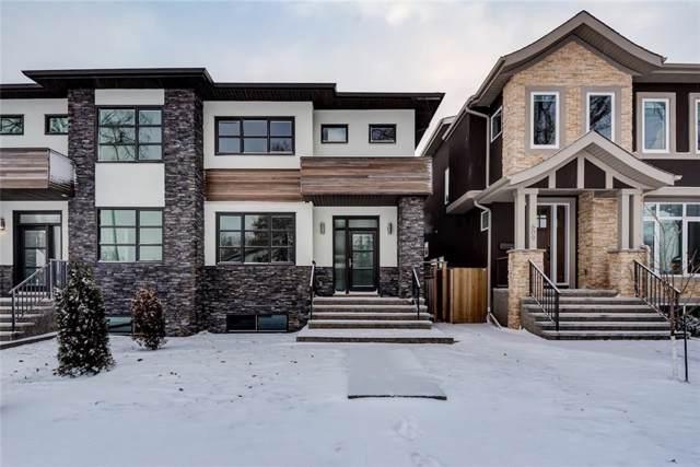 607 22 Avenue NW, Calgary, AB T2M 1N8 (#C4281262) :: Redline Real Estate Group Inc