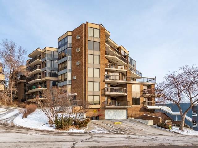 320 Meredith Road NE #607, Calgary, AB T2E 5A6 (#C4281267) :: Redline Real Estate Group Inc