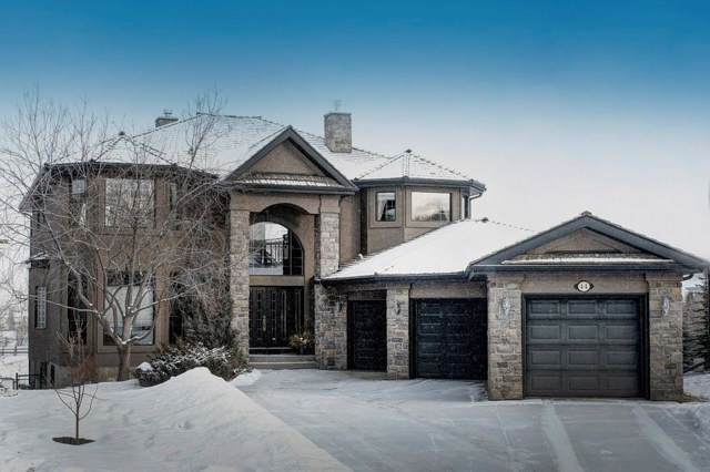 44 Valley Ponds Place NW, Calgary, AB T3B 5T5 (#C4281277) :: Redline Real Estate Group Inc