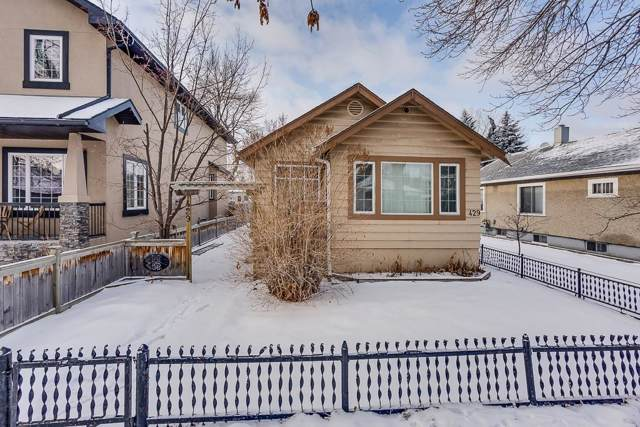 429 10th Street NE, Calgary, AB T2E 4M2 (#C4281307) :: Redline Real Estate Group Inc