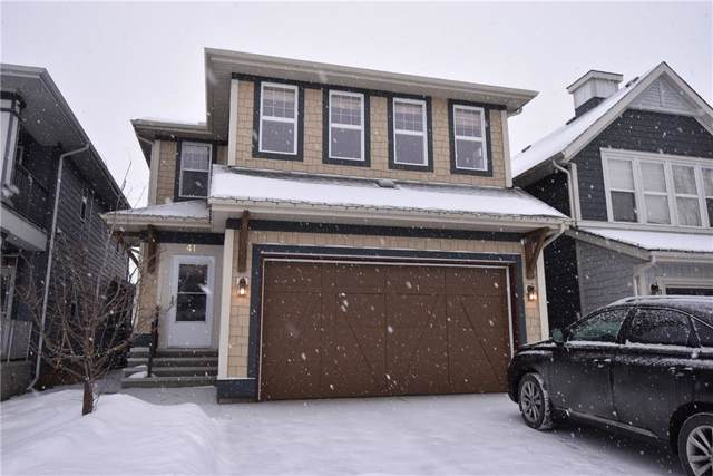 41 Mahogany Heath SE, Calgary, AB  (#C4281316) :: Redline Real Estate Group Inc