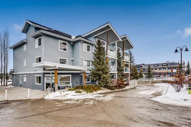 380 Marina Drive #113, Chestermere, AB T1X 0B8 (#C4281323) :: Canmore & Banff