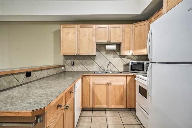 15204 Bannister Road SE #105, Calgary, AB T2X 3T4 (#C4281345) :: Redline Real Estate Group Inc