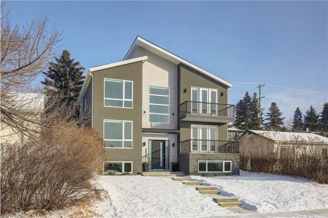 4636 22 Avenue NW, Calgary, AB T3B 0Y1 (#C4281351) :: Redline Real Estate Group Inc