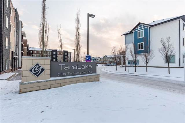 355 Taralake Way NE #411, Calgary, AB T3J 0M1 (#C4281352) :: Redline Real Estate Group Inc