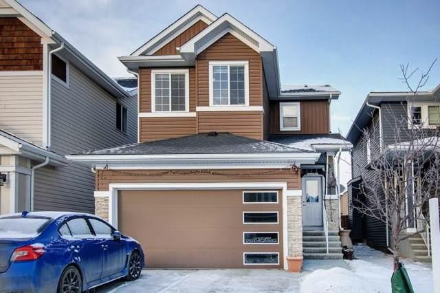 52 Redstone Drive NE, Calgary, AB T3N 0N2 (#C4281360) :: Redline Real Estate Group Inc