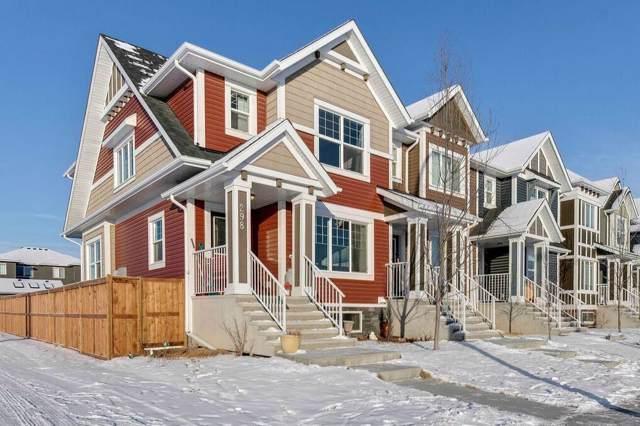 Fireside Drive #298, Cochrane, AB T4C 2L6 (#C4281383) :: Redline Real Estate Group Inc