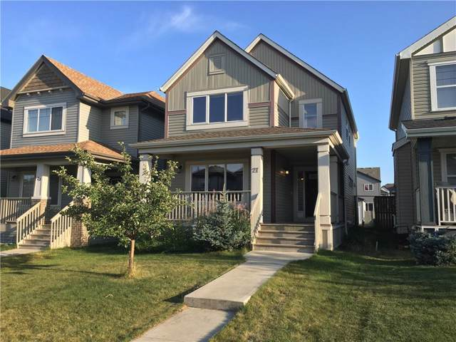27 Copperpond Heights SE, Calgary, AB T2Z 0W8 (#C4281397) :: Redline Real Estate Group Inc