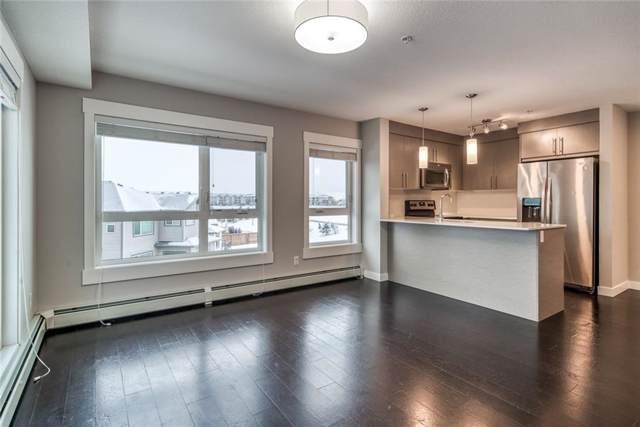302 Skyview Ranch Drive NE #6315, Calgary, AB  (#C4281399) :: Redline Real Estate Group Inc