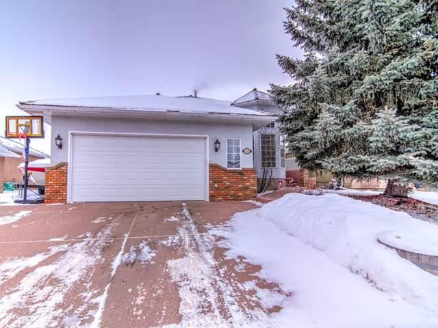 22 Grande Point Estates, Strathmore, AB T1P 1L3 (#C4281417) :: Calgary Homefinders