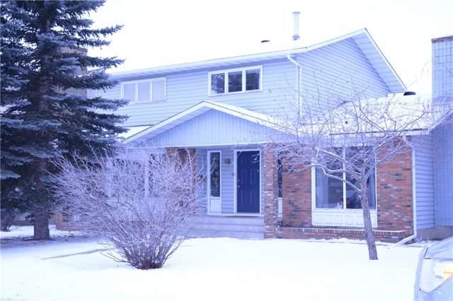 127 Silvercreek Close NW, Calgary, AB T3B 4G5 (#C4281438) :: The Cliff Stevenson Group