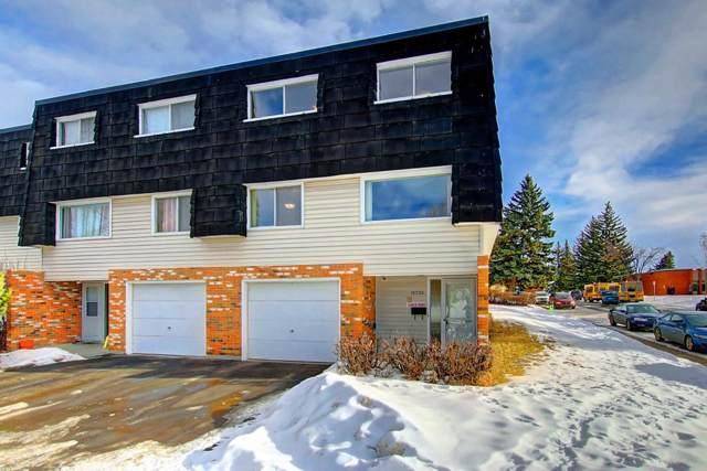10720 Braeside Drive SW, Calgary, AB T2W 1C1 (#C4281440) :: Calgary Homefinders