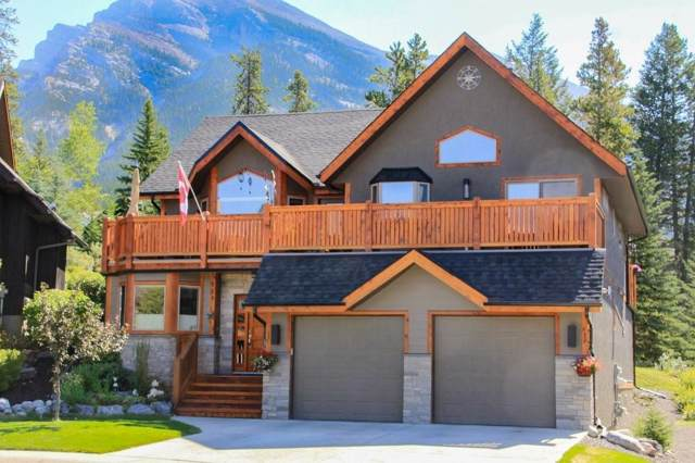 221 Eagle Point(E), Canmore, AB T1W 3E6 (#C4281450) :: Canmore & Banff