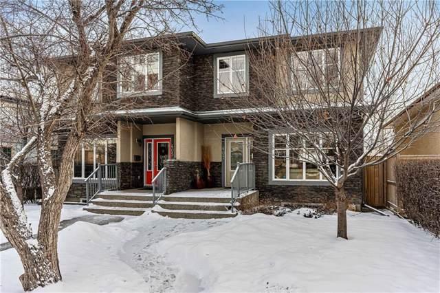 407 28 Avenue NW, Calgary, AB  (#C4281462) :: Redline Real Estate Group Inc