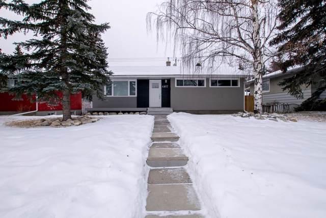 4807 Waverley Drive SW, Calgary, AB T3C 2P5 (#C4281476) :: Redline Real Estate Group Inc