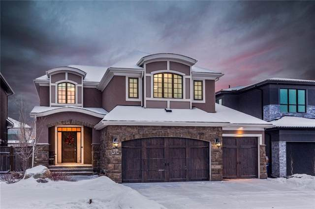 108 Aspen Summit Circle SW, Calgary, AB T3H 0Z6 (#C4281497) :: Redline Real Estate Group Inc