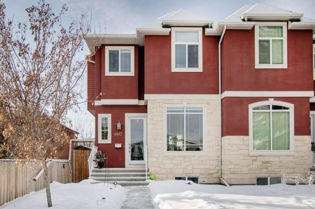 4617 84 Street NW, Calgary, AB T3B 2R4 (#C4281507) :: Redline Real Estate Group Inc