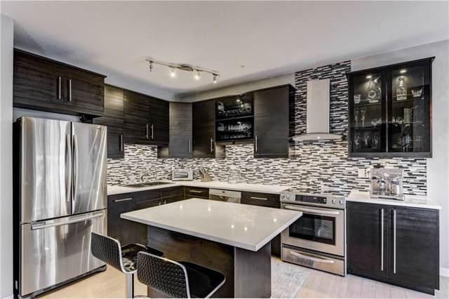 212 3 Street NE #104, Calgary, AB T2E 8Z4 (#C4281516) :: Redline Real Estate Group Inc