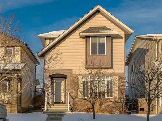 64 Walden Garden(S) SE, Calgary, AB T2X 0M9 (#C4281517) :: Redline Real Estate Group Inc