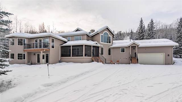 131 Wild Rose Close, Bragg Creek, AB T0L 0K0 (#C4281519) :: The Cliff Stevenson Group