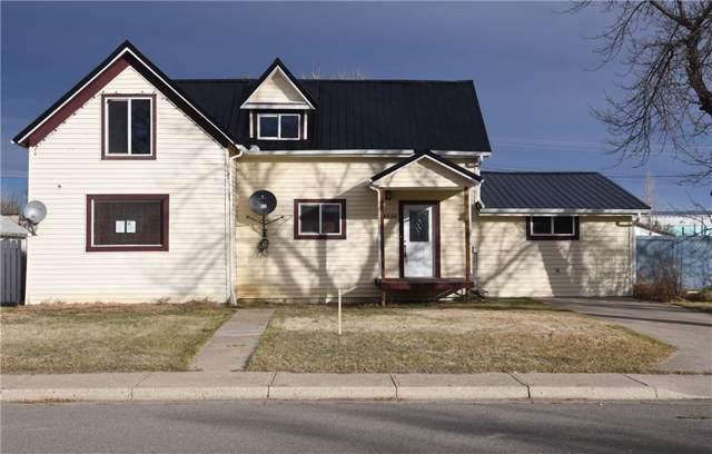 4936 50 Avenue, Stavely, AB T0L 1Z0 (#C4281531) :: Redline Real Estate Group Inc