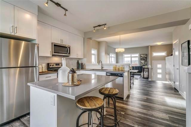 906 Cranbrook Walk/Walkway SE, Calgary, AB T3M 2V5 (#C4281541) :: Redline Real Estate Group Inc