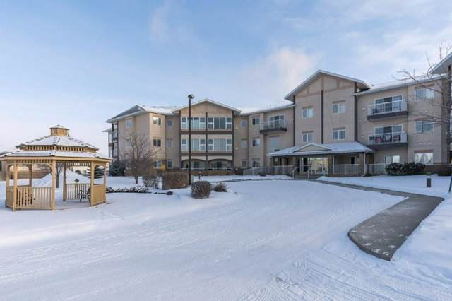 43 Westlake Circle #314, Strathmore, AB T1P 1T6 (#C4281556) :: Calgary Homefinders