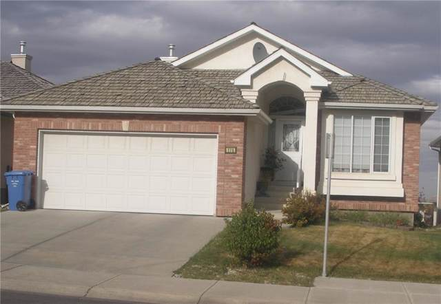 175 Hamptons Drive NW, Calgary, AB T3A 5S1 (#C4281568) :: Calgary Homefinders