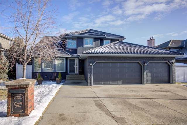 109 Candle Place SW, Calgary, AB T2W 5P7 (#C4281599) :: Redline Real Estate Group Inc