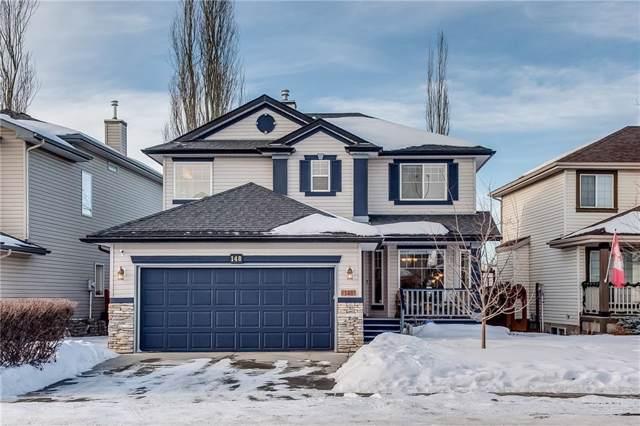 148 Chaparral Common SE, Calgary, AB T2X 3N8 (#C4281601) :: The Cliff Stevenson Group