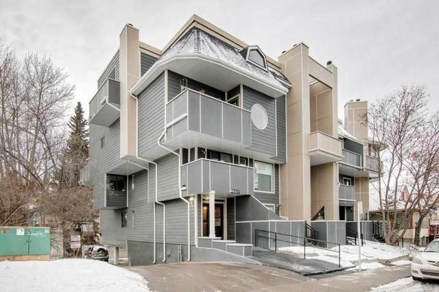 1817 14A Street SW #102, Calgary, AB T2T 3W7 (#C4281607) :: Redline Real Estate Group Inc