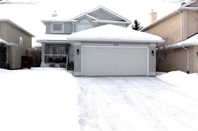 414 Mountain Park Drive SE, Calgary, AB T2Z 2T8 (#C4281618) :: Redline Real Estate Group Inc