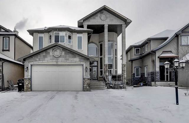 70 Sherwood Point(E) NW, Calgary, AB T3R 1P2 (#C4281622) :: Canmore & Banff