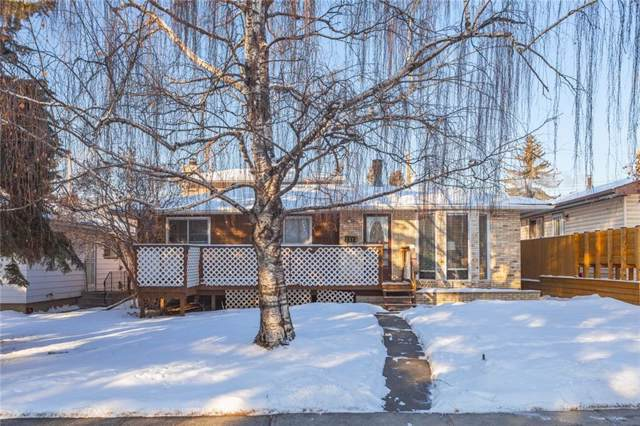2313 Pinewood Drive SE, Calgary, AB T2B 1E5 (#C4281652) :: The Cliff Stevenson Group