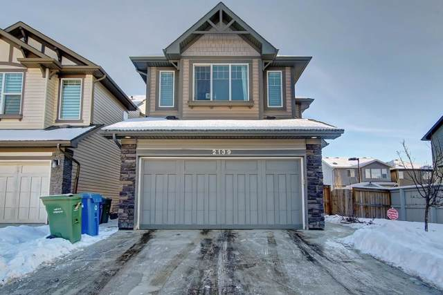 2139 Brightoncrest Common SE, Calgary, AB T2Z 1E9 (#C4281657) :: Redline Real Estate Group Inc