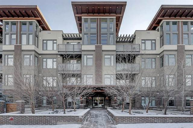 1720 10 Street SW #307, Calgary, AB T2T 3E8 (#C4281660) :: Canmore & Banff