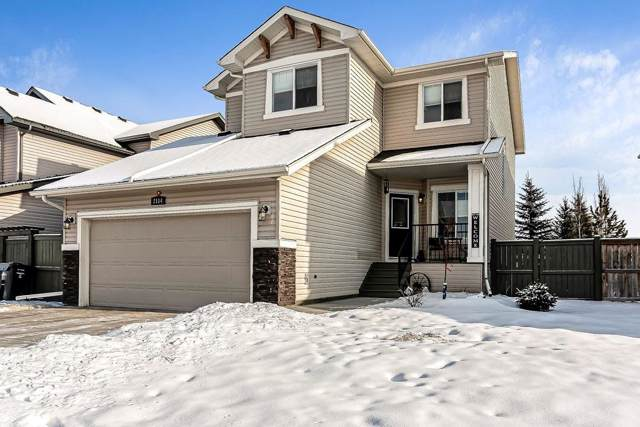 2114 High Country Rise NW, High River, AB T1V 0E1 (#C4281661) :: Redline Real Estate Group Inc