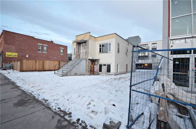 624 Edmonton Trail NE, Calgary, AB T2E 3J4 (#C4281663) :: Redline Real Estate Group Inc