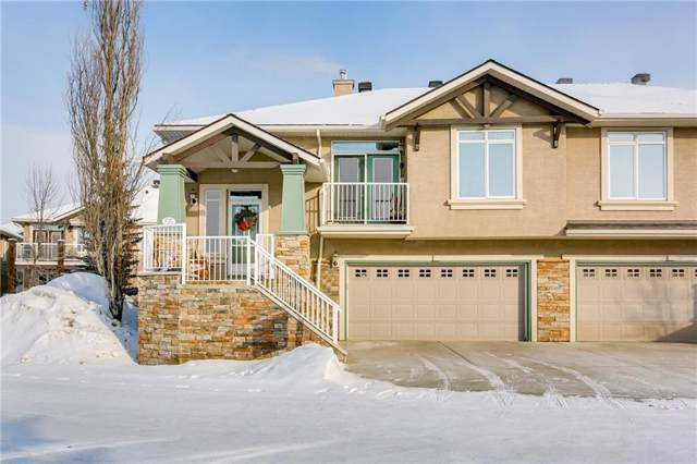 56 Discovery Woods Villa(S) SW, Calgary, AB T3H 5A7 (#C4281678) :: Redline Real Estate Group Inc